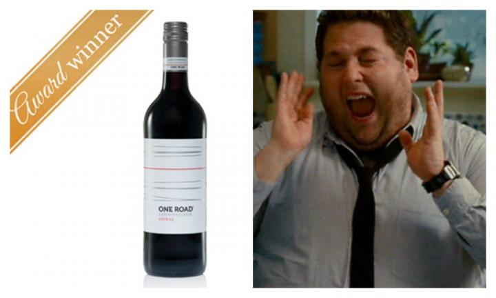 Stay calm but ALDI's $7 wine has just been named wine of the year