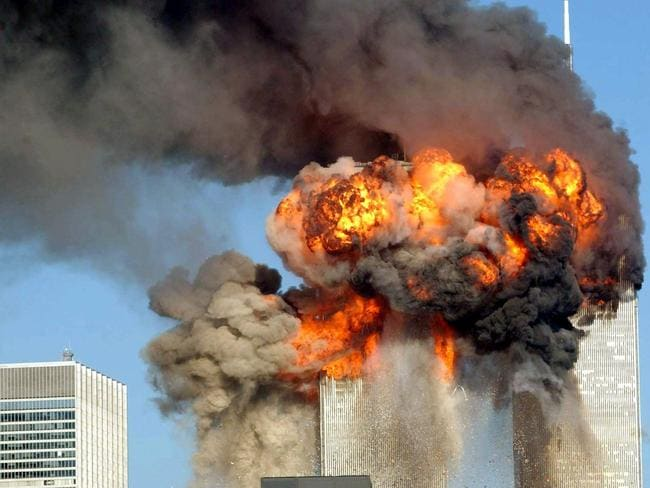 David Icke calls the official story of September 11 'ridiculous'.