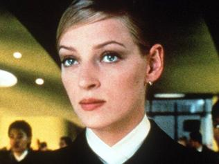 Actor Uma Thurman in 1997 film 'Gattaca'. Picture: Supplied