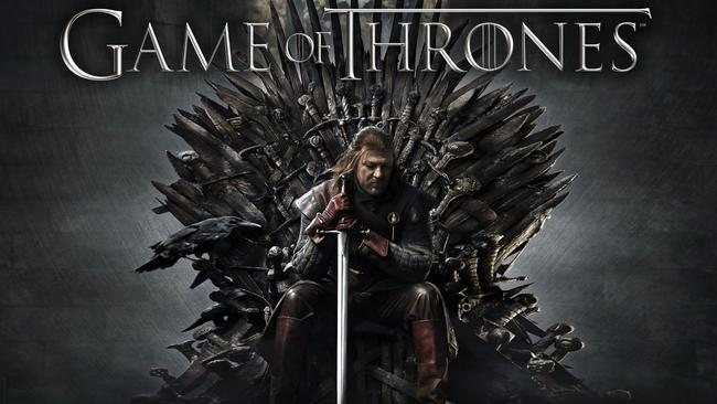 HBO drama Game of Thrones is one of the most pirated shows in Australia.