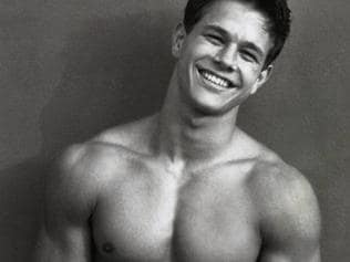 Mark Wahlberg modelling for Calvin Klein