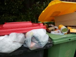 Council rubbish pick up service causing headaches