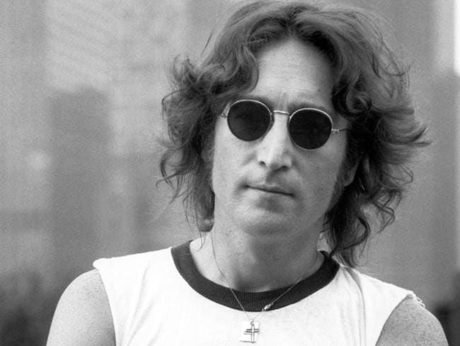 It's considered a classic, but seems John Lennon's 'Imagine' is more divisive than you'd think. Picture: Supplied