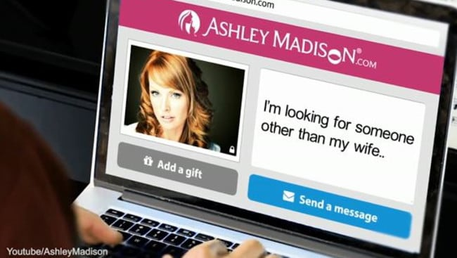 ashley madison dating site adulterers being investigated using fembots