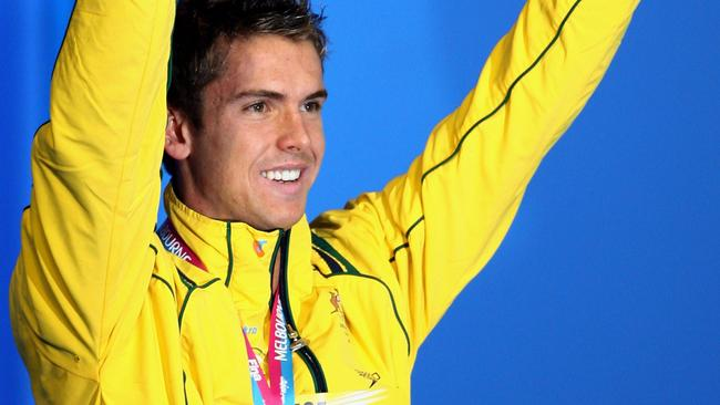 Sullivan, 28, once held world records for the 50m and the 100m Freestyle. He's competed in three Olympic Games, two Commonwealth Games and two World Championships throughout his career.