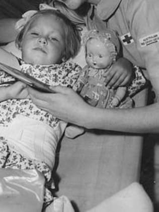 Polio fears ... the illness is a type of enterovirus that crippled thousands of children worldwide before a vaccine was introduced in the 1950s.