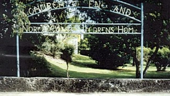 House of hell - the North Coast Anglican Children's home where hundreds of children were beaten, starved and sexually abused. Picture: supplied.