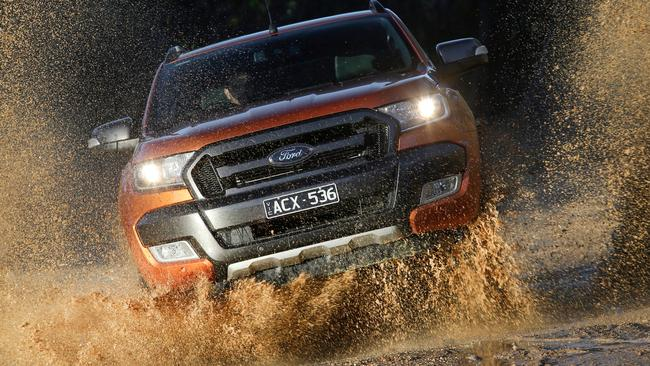 Ford plans to build on the success of Ranger and finally give Aussies a Raptor edition in 2018. Picture: Supplied.
