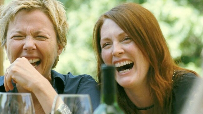 Annette Benning and Julianne Moore. Photo: Supplied