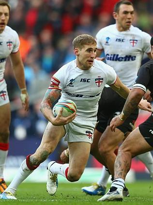 England and Warriors fullback Sam Tomkins is a certain starter at the Nines tournament.