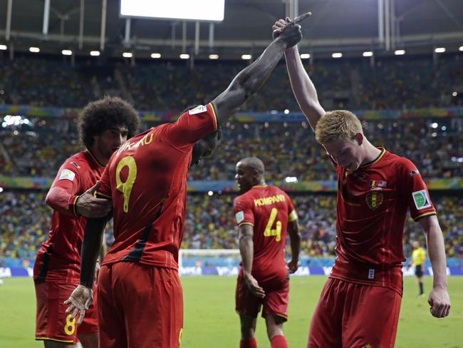Belgium beat the USA in a pulsating period of extra time.