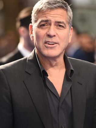 George Clooney sold his tequila brand in a deal worth up to $1 billion. Picture: AFP photo.