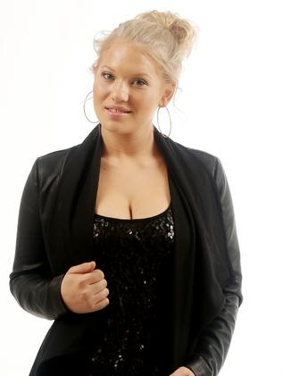 No single to promote album of live covers ... Anja Nissen's unusual tactic. Picture: Mark Calleja