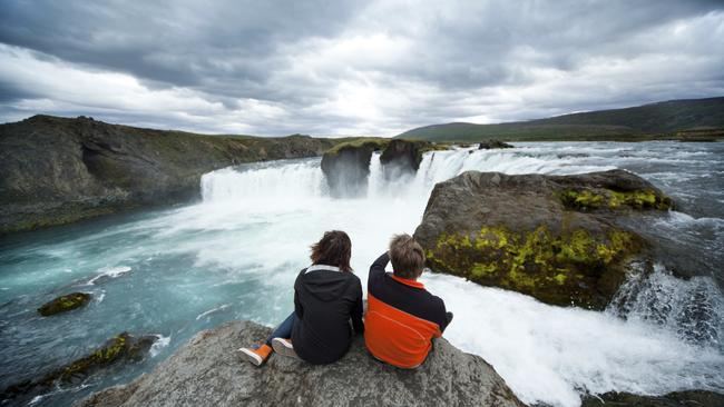 A photography tour of Iceland is among the top trips on offer in 2017. Picture: iStock