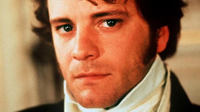 Colin Firth as Mr Darcy in 'Pride and Prejudice' — so bad, yet so good.
