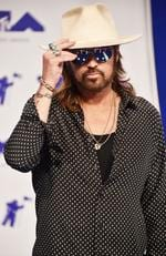Billy Ray Cyrus attends the 2017 MTV Video Music Awards at The Forum on August 27, 2017 in Inglewood, California. Picture: AFP