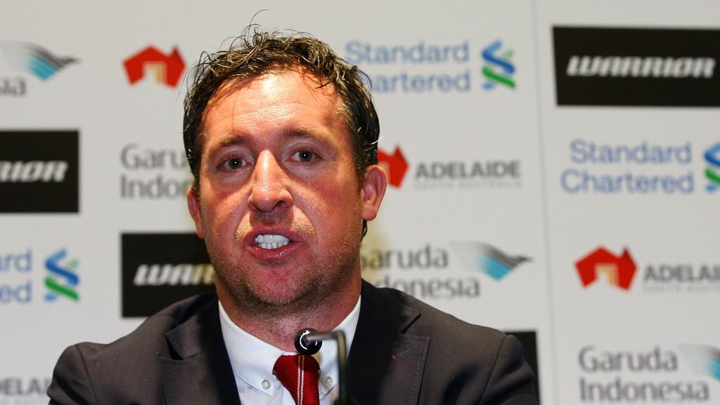 Robbie Fowler interested in Newcastle coaching job. Photo Sarah Reed