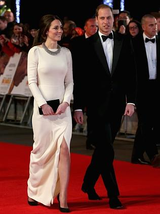 The Brisbane dinner on April 19 with the Duke and Duchess of Cambridge is the event of th