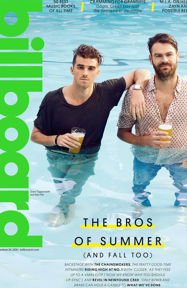 The Chainsmokers Interview With Billboard That Has The World Cringing - 18 most cringeworthy album covers ever