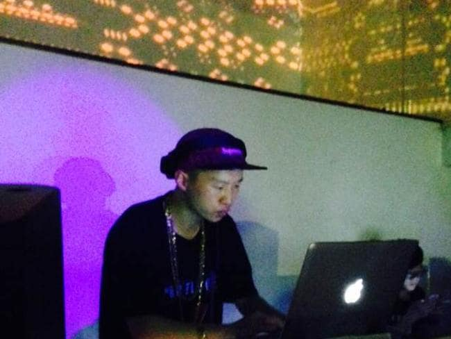 DJ Cavia at CA Club, Shanghai. Photo: Supplied.