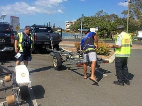 The $365 fine that left a boatie baffled