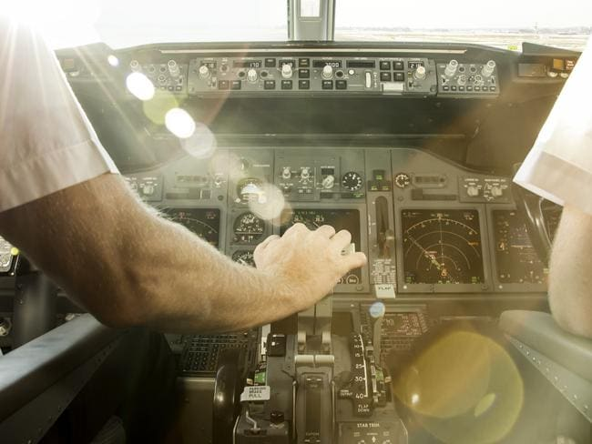 Aviation English was designed to make sure communication is clear between pilots and air traffic control.