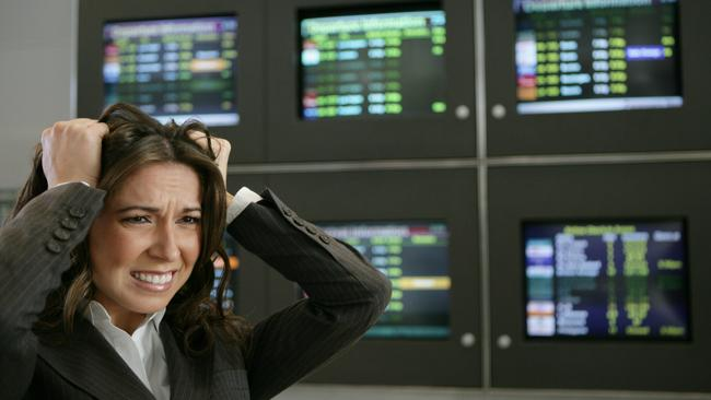 Missed your connecting flight? Ouch. Should've read this before booking. Picture: Thinkstock