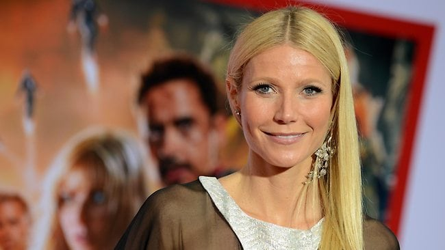 It seems one of the reasons Paltrow may be uptight about a Vanity Fair profile is that the article is said to expose an alleged infidelity with Miami billionaire Jeff Soffer. Picture: Jordan Strauss/Invision