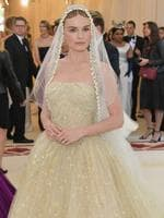 Kate Bosworth attends the Heavenly Bodies: Fashion and The Catholic Imagination Costume Institute Gala at The Metropolitan Museum of Art on May 7, 2018 in New York City. Picture: Getty Images