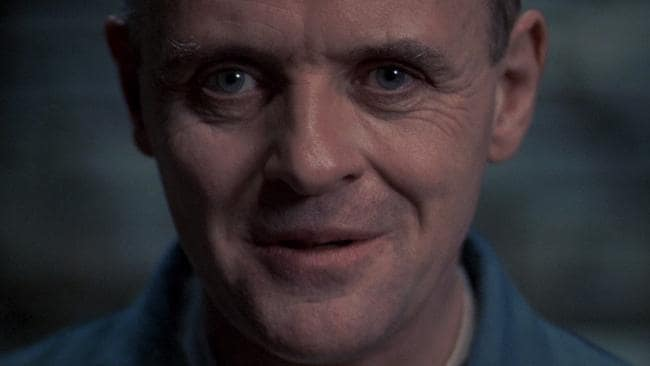 "Hannibal Lecter never actually said the line, ""Hello, Clarice""."