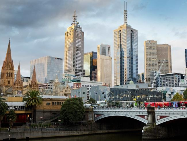 Melbourne offers a great quality of life. Picture: Nathan Dyer