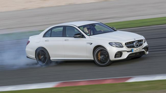 Photos of the 2016 Mercedes-Benz E63