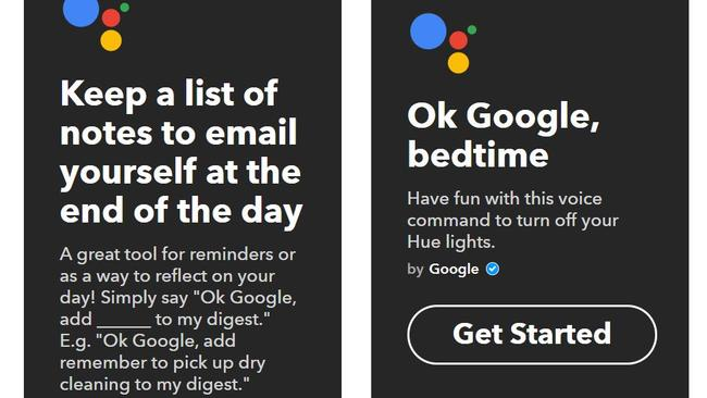 how to make google assistant list in google keep