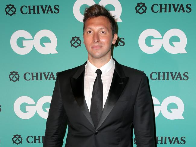 Ian Thorpe revealed he's not seeing anyone at the moment. Picture: Richard Dobson