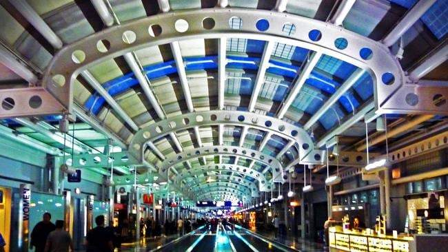 Chicago O'Hare. Picture: Pfala, Flickr