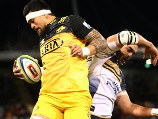 Super Rugby Quarter Final - Brumbies v Hurricanes