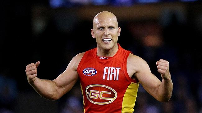 Gary Ablett's final term was magnificent. Picture: Colleen Petch