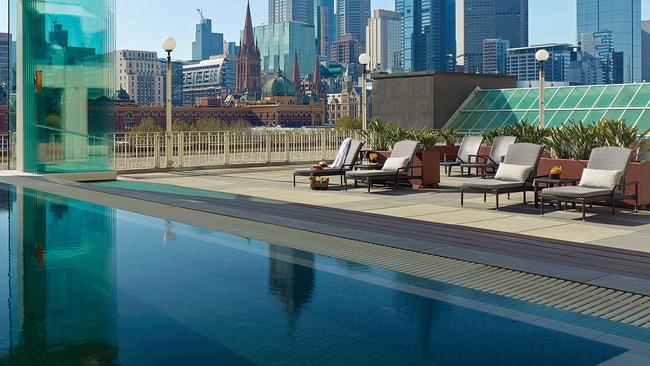 Ultimate Pool Party 11 Of The Best Hotel Rooftop And Infinity Pools In Melbourne Herald Sun