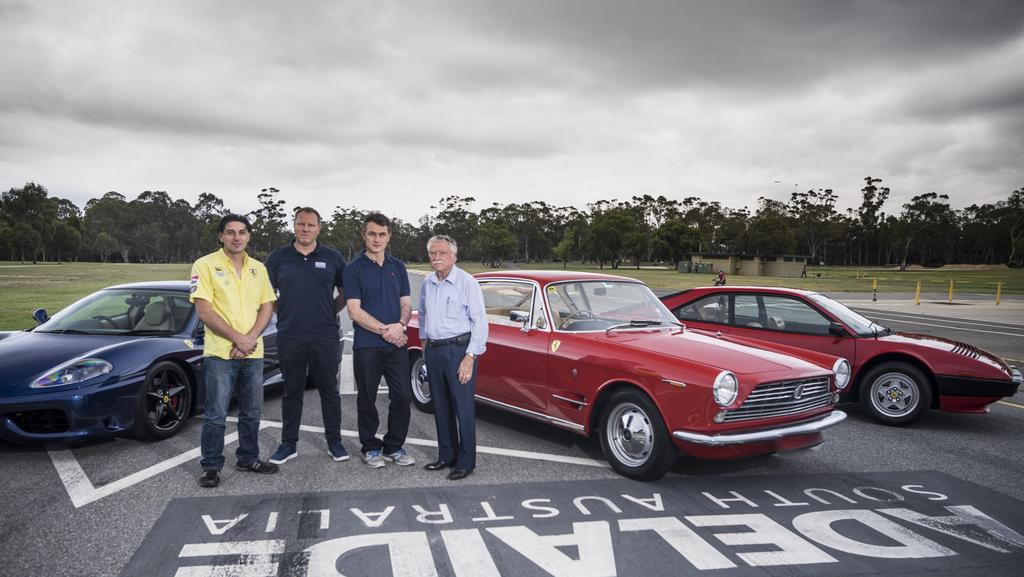 Adelaide will host a Targa Florio tribute warm-up event with veteran ...