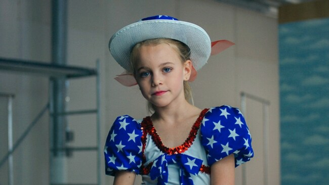'Casting JonBenet' is available to stream on Netflix. Photo: Supplied.