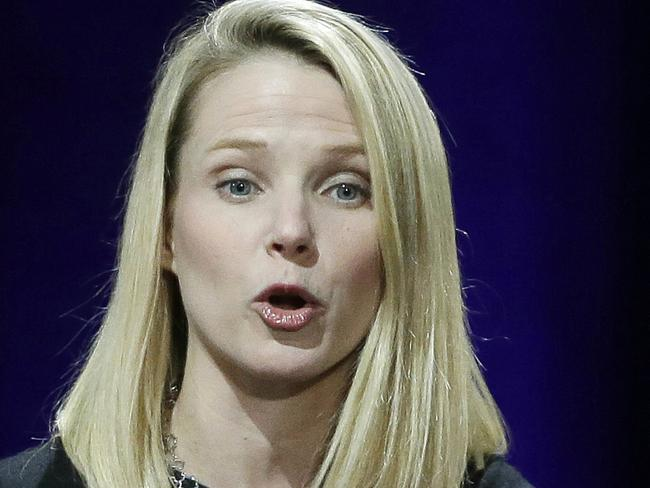 Massive payday for Yahoo boss Mayer