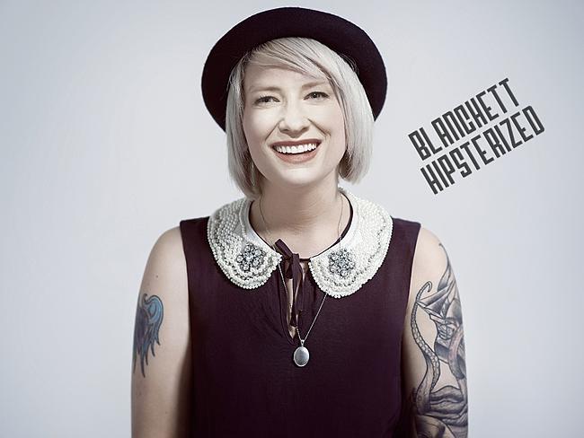 Cate Blanchett. Picture: Design Crowd