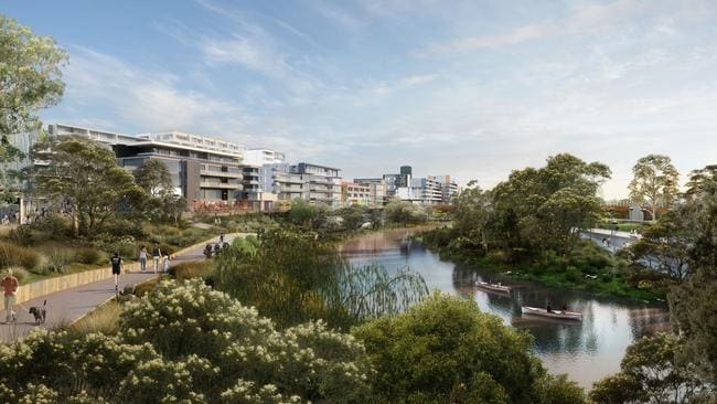 In 2016 Wyndham City Council announced plans to sell major project sites for development subject to requirements that they would help transform the city centre.