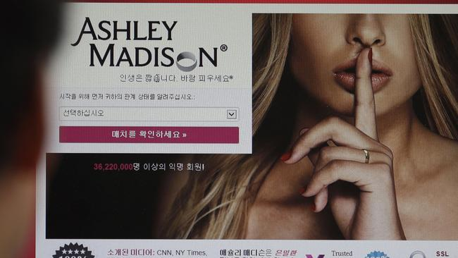 security data from hack ashley madison cheater site purportedly dumped online