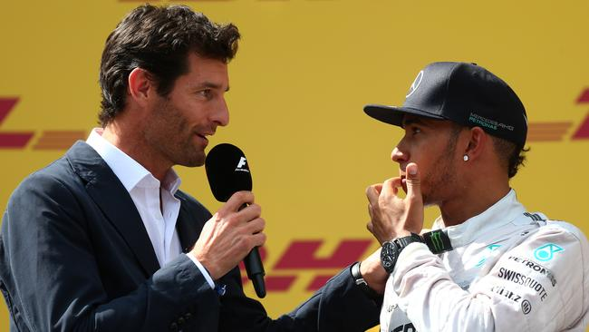 Webber returned to the F1 podium in Austria.