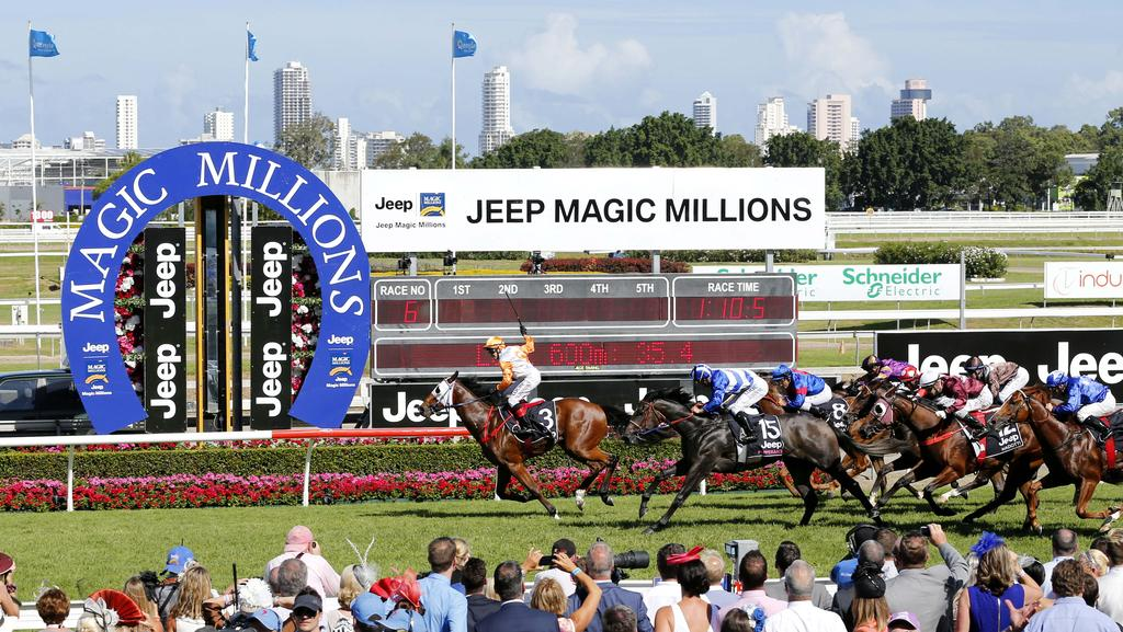 Image result for magic millions