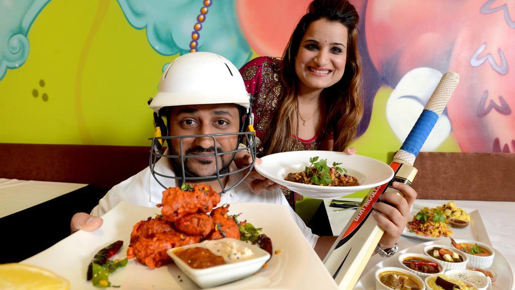 Indian Restaurant Afelaide Cricket