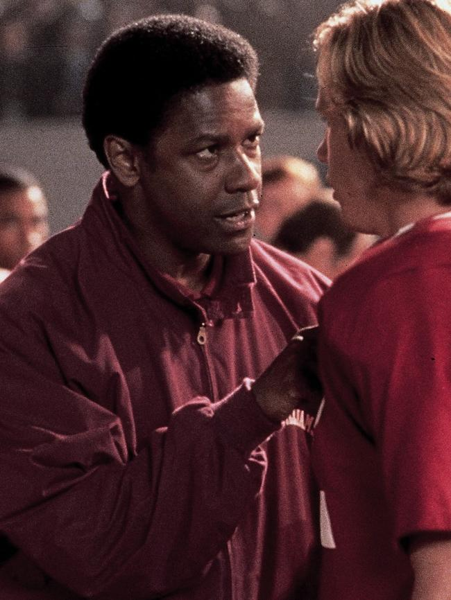 coach boone The below text is an extract from the website teach with movies and explains  how accurately the film portrays coach herman boone and.