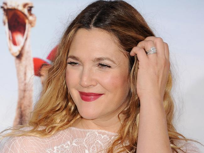 Drew Barrymore has officially won me over.