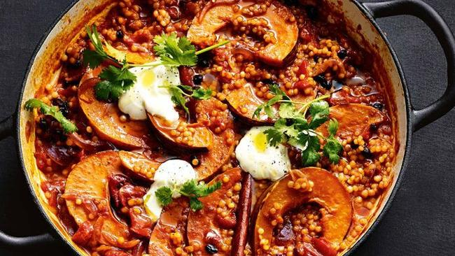 Who can go past a rich, flavoursome tagine?